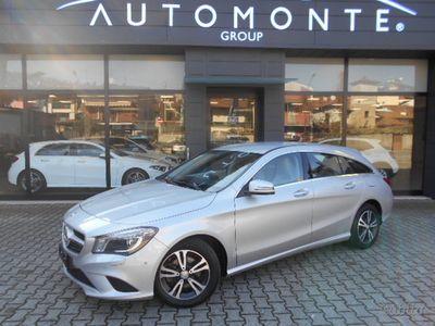 usata Mercedes CLA180 d SW CAMBIO MANUALE,FARI XENO,SENSORI PARCHEGGIO