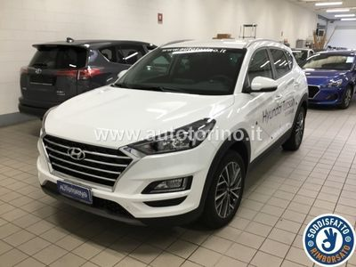 gebraucht Hyundai Tucson New Tucson1.6 CRDi (136CV) 4WD DCT XPRIME