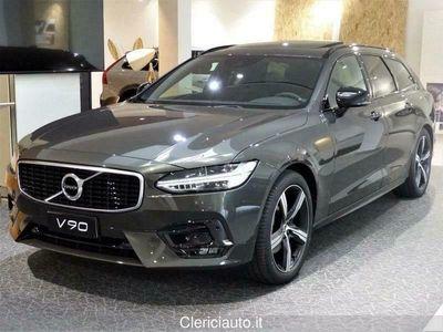 usata Volvo V90 D4 AWD Geartronic R-design / Tetto / Harman