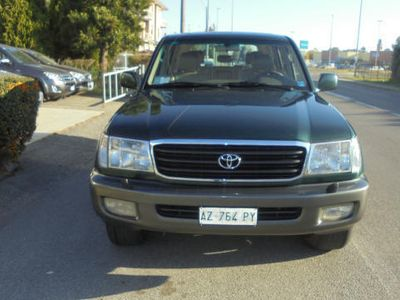 używany Toyota Land Cruiser 4.2 TD 24V 100 INARRESTABILE UNICOPROPRIETARIO