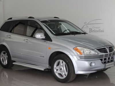 used Ssangyong Kyron 2.0 XDi Plus