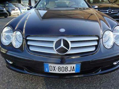 second-hand Mercedes SL350 BlueEFFICIENCY
