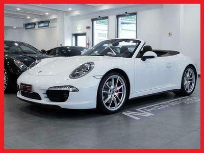 usata Porsche 911 Carrera 4S Cabriolet 991 3.8 *ITALIANA - TAGLIANDATA*