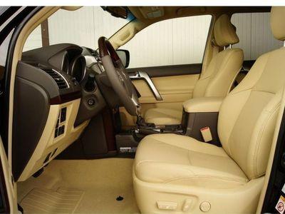 used Toyota Land Cruiser 3.0 D-4D Executive DVD PCS