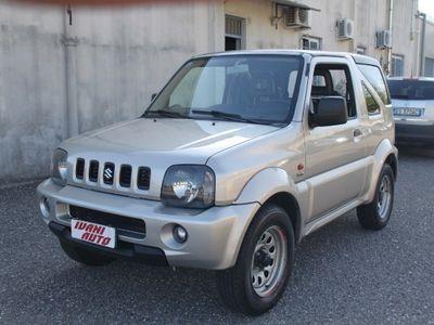 used Suzuki Jimny - 1.3i 16V cat 4WD JLX - Cabrio 3 porte Hard Top