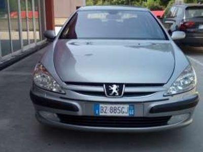 used Peugeot 607 2.2 HDi FAP Avorio