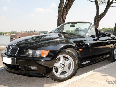 used BMW 1800 Z3 roadster- Chrome Line lim. ed. - ASI