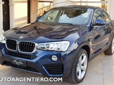 usado BMW X4 xDrive20d Business Advantage usato