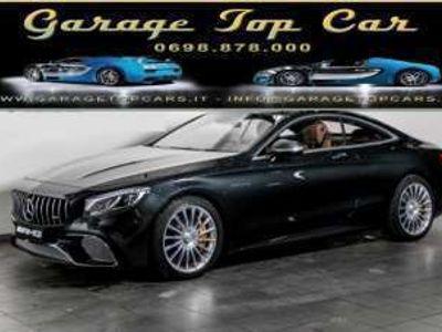 usata Mercedes S65 AMG amg s-class coupe benzina