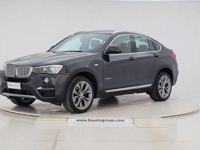 usata BMW X4 xDrive20d xLine
