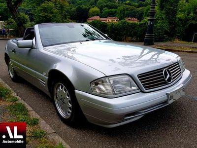usata Mercedes SL320 cat 6 Cilindri in linea 24V. ECCEZIONALE!