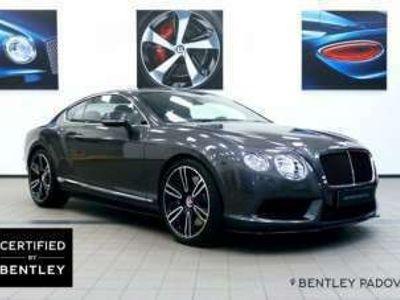 usata Bentley Continental GT V8 (presso la sede di Padova) Benzina