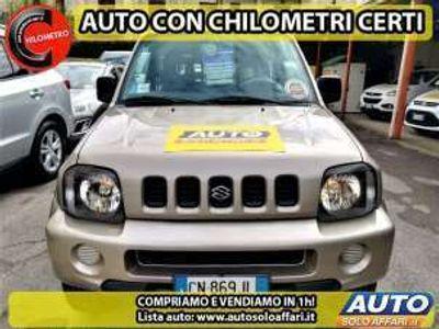 usata Suzuki Jimny 1.3 4wd aria cond. gancio traino