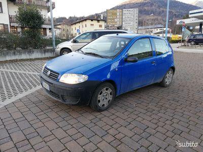 gebraucht Fiat Punto 1.3 multi jet diesel autocarro