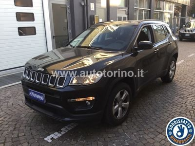 used Jeep Compass COMPASS1.6 Mjt 120CV Dsl 2WD M6 Longitude