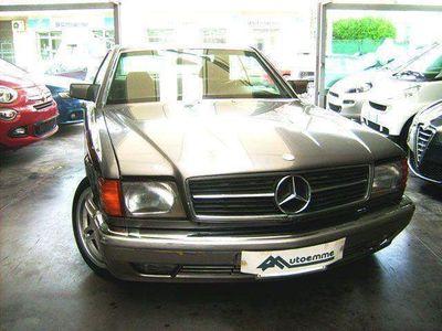 gebraucht Mercedes 500 serie secsec