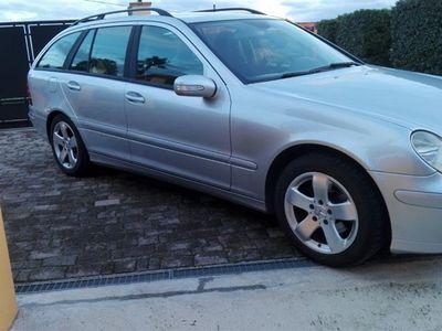usata Mercedes C320 Classe CCDI cat Avantgarde AMG