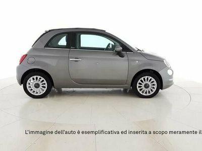 usata Fiat 500C 1.2 69 cv lounge