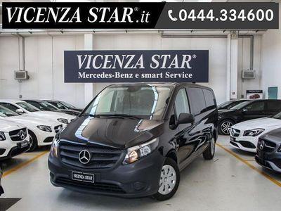 gebraucht Mercedes Vito 116 Bluetec Tourer Pro Extra-Long