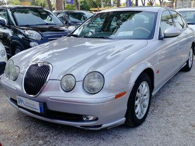 """usata Jaguar S-Type 3.0 V6 24V cat GPL """"VENDUTA nello STATO"""""""