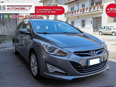 usata Hyundai i40 Wagon 1.7 CRDi 136CV Business Navi Unicoproprietario