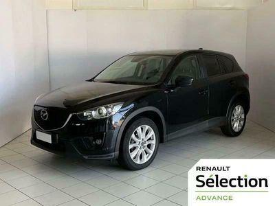 usata Mazda CX-5 2.2L Skyactiv-D 175CV 4X4 Exceed AUTO - NAVI