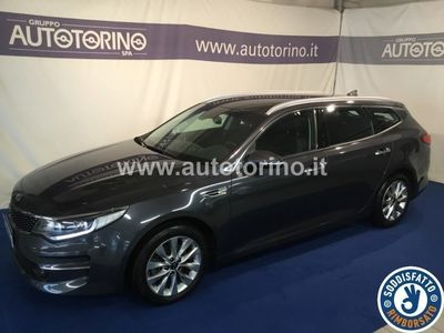 begagnad Kia Optima OPTIMA SWSW 1.7 crdi Business Class 141cv dct 7m