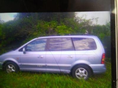 brugt Hyundai Trajet - 2001