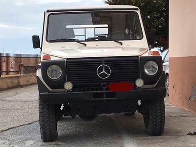 usata Mercedes G240 240 GD corto Station Wagon