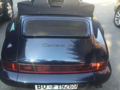 usata Porsche 964 964/4