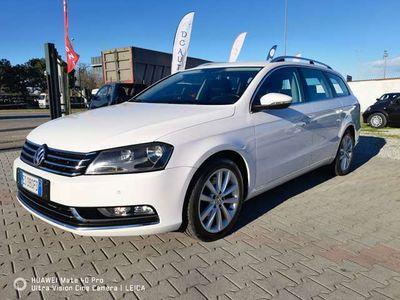 usata VW Passat Variant Var. 2.0 TDI 177CV DSG HighLine Blue ** IN ARRIVO