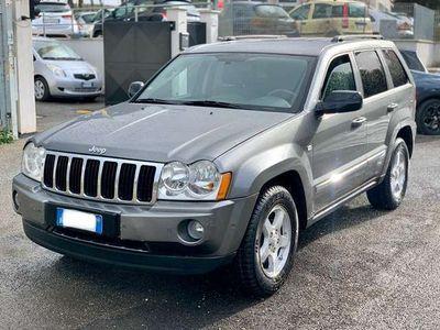 usata Jeep Grand Cherokee 3.0 V6 CRD Limited km 150000 Tagliandi Pelle Navi!