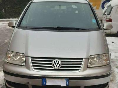 usata VW Sharan 1.9 TDI/130 CV cat Comfortline