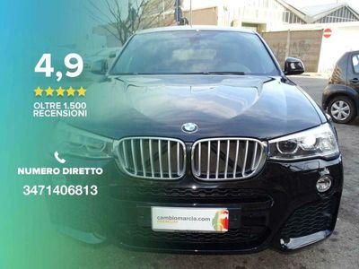 usata BMW X4 xDrive30dA 258CV Msport