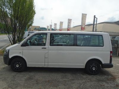 used VW T5 2. 0 TDI 8 posti 2011