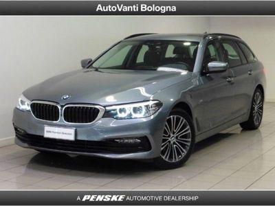 usata BMW 520 Serie 5 Touring d aut. Sport del 2018 usata a Granarolo dell'Emilia