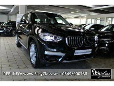 usata BMW X3 xDrive20dA X-LINE LED NAVI CRUISE TETTO