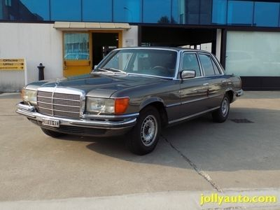 brugt Mercedes S280 280- W 116 - Manuale - Iscritta ASI