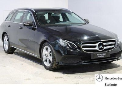 usado Mercedes E220 S.W. 4Matic Auto Business Sport