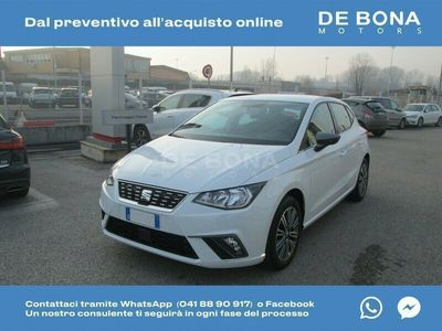 usata Seat Ibiza 1.6 tdi Xcellence 80cv