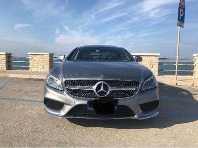 usata Mercedes CLS250 BlueTEC Premium
