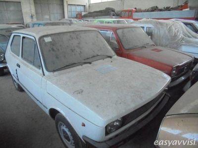 gebraucht Fiat 127 900 benzina