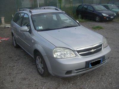 usata Chevrolet Nubira 1.6 16v Station Wagon Sx Usato