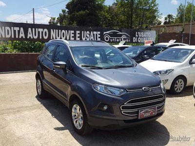 used Ford Ecosport 1.5 110 CV Titanium