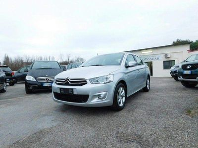 usata Citroën C-Elysee I BlueHDi 100 Exclusive IT