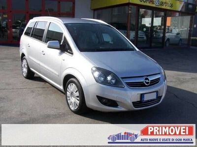 usata Opel Zafira 1.6 16V ecoM 150CV Turbo One,clima,radio cd mp3,es Castelnuovo Rangone