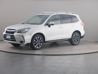 usata Subaru Forester 2.0d 6mt Lineartronic Sport Unlimited