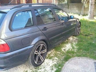 usata BMW 318 Serie 3 (E46) - 2002benzina gpl