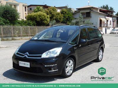 usado Citroën Grand C4 Picasso 1.6 HDi 110 FAP Exclusive