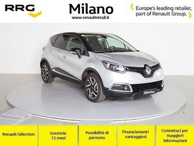 begagnad Renault Captur 1.5 dCi 8V 90 CV EDC Start&Stop Energy R-Link